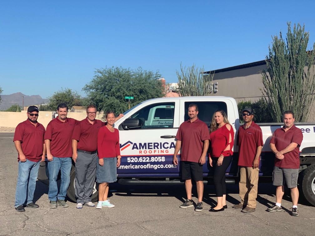 America Roofing Tuscon Arizona