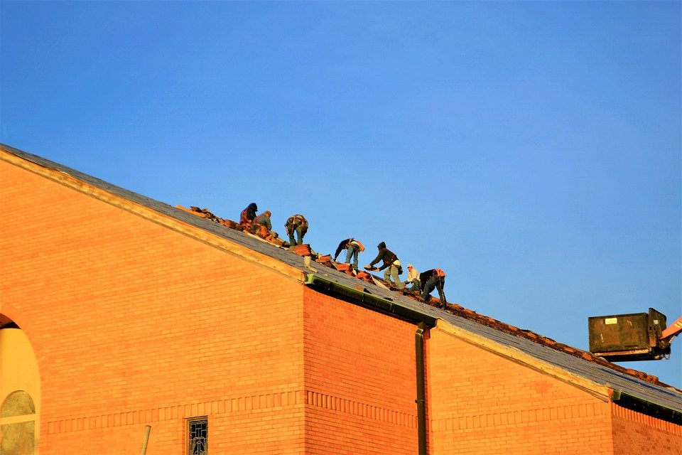 Can You Live in a House During Roof Replacement?