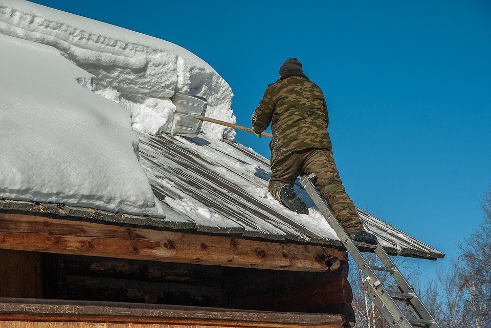 Read more about the article How Snow Affects Your Roof?