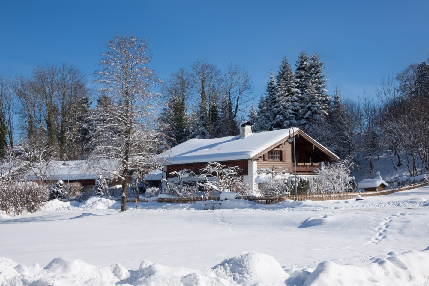 Read more about the article The Ultimate Checklist for Winterizing Your Roof